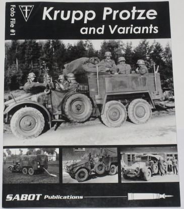Krupp Protze and Variants